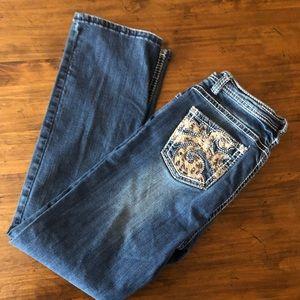 Reba Boot Cut Jeans
